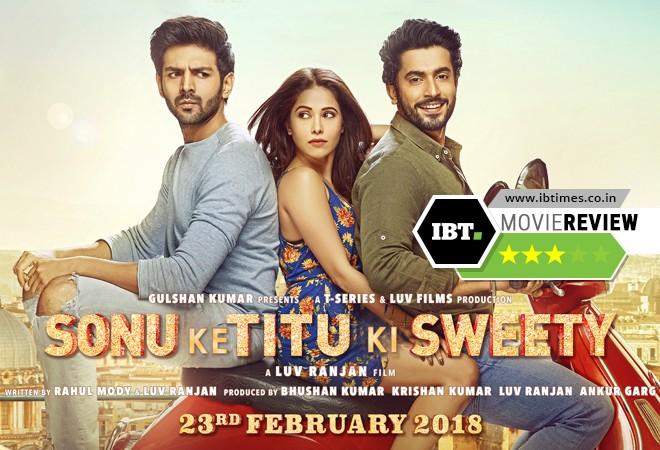 Sonu Ke Titu Ki Sweety review rating