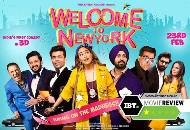 Welcome To New York review rating