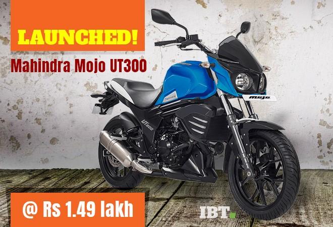 Mahindra Mojo UT 300