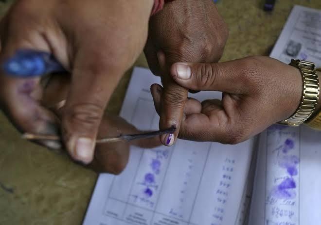 delhi voting