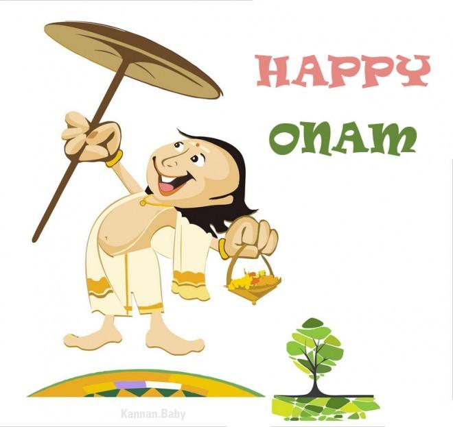 Happy Onam 2015