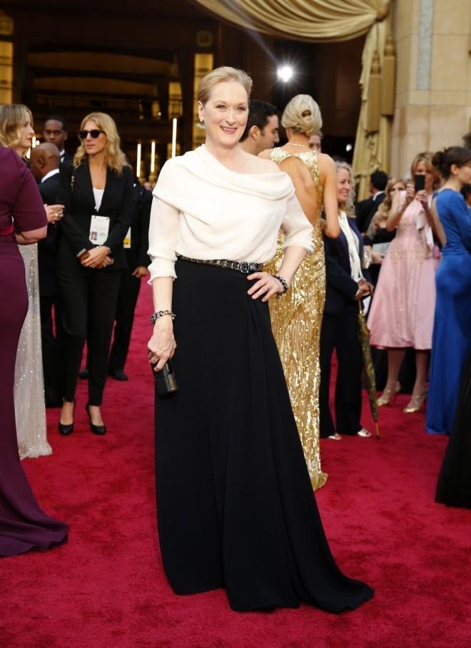Meryl Streep (Reuters)