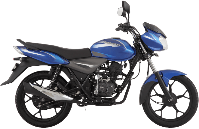 Bajaj 2018 Commuter Motorcycles New Discover 125 110