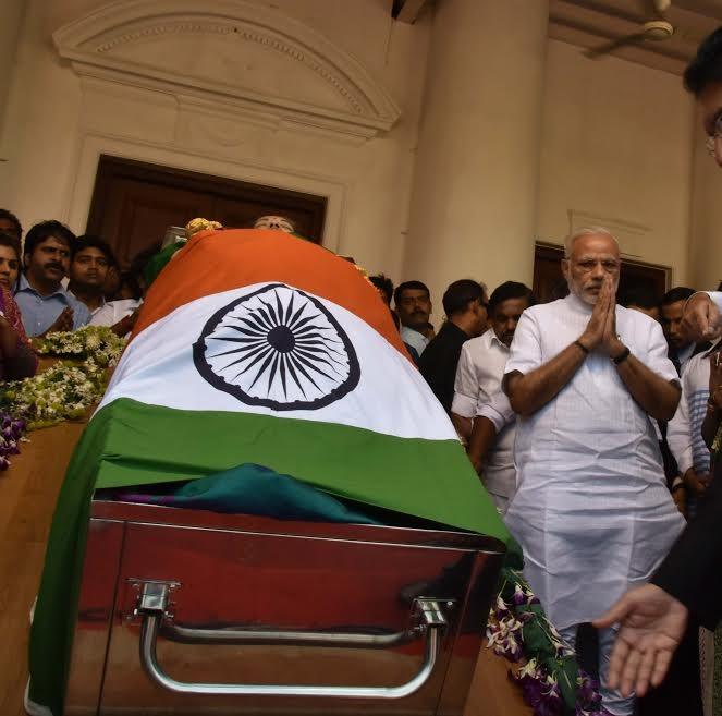 Jayalalithaa death,Narendra Modi,Narendra Modi pays last respect to Jayalalithaa,Modi pays last respect to Jayalalithaa,Modi respect to Jayalalithaa,Chief Minister Amma,CM Jayalalithaa,Jayalalithaa death pics,Jayalalithaa death images,Jayalalithaa death p