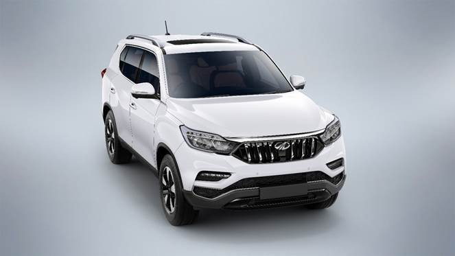 Mahindra reveals launch date for yet-to-be-named premium ...