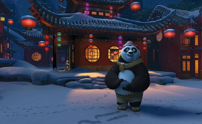 Kung Fu Panda: Holiday, christmas movies