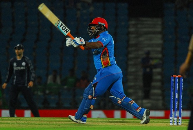 Mohammad Shahzad Afghanistan World T20 2016