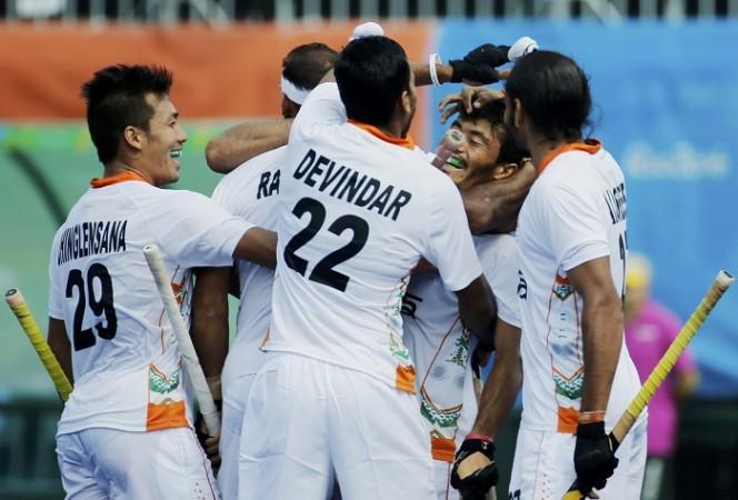 India hockey Rio Olympics