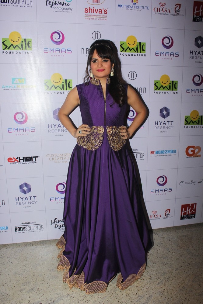 11th edition of Ramp for Champs,celebs at 11th edition of Ramp for Champs,Abhijeet Sawant,Tara Sharma,Aditi Singh Sharma,choreographer Terence Lewis,Fashion Designer Archana Kochhar,Gizele Thakral,Marathi film actor Pooja Sawant,Shweta Rohira,singer Aditi