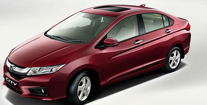 Honda City (India-spec)