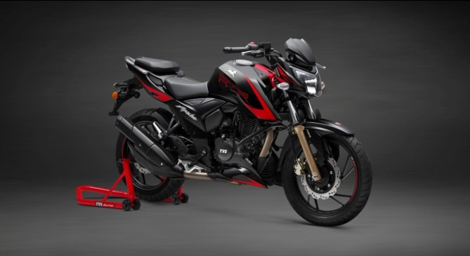 2018 tvs apache rtr 160 india launch on march 14 teaser out