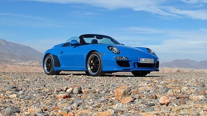 Porsche New 911
