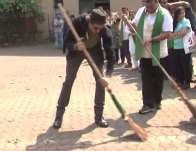Swachh Bharat Abhiyan 2014