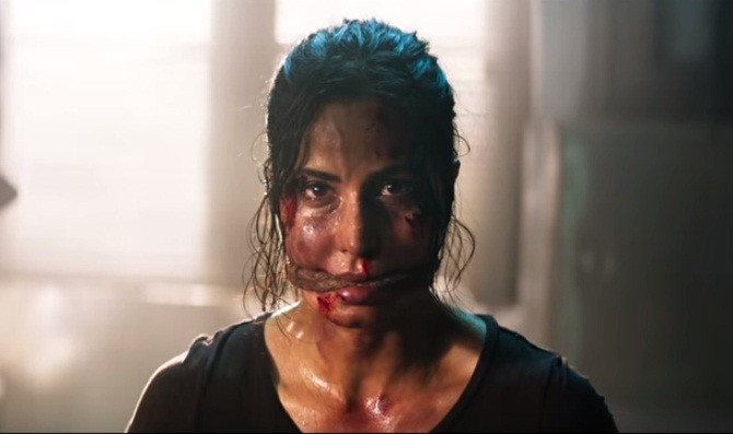 Katrina Kaif in Tiger Zinda Hai