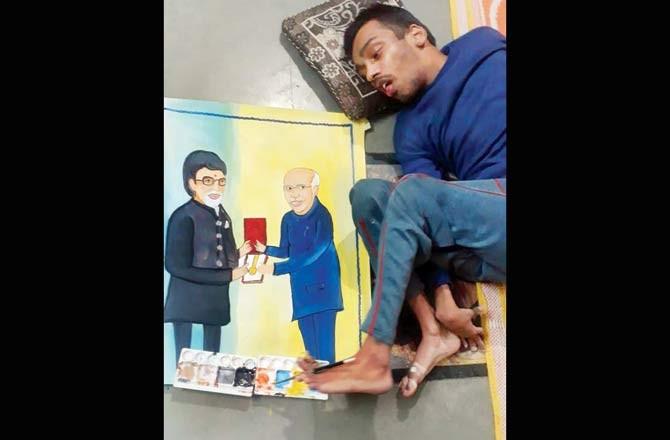 Ayush painting