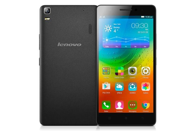 Lenovo Launches A7000 Smartphone At MWC 2015; Top Six Upgrades Over A6000