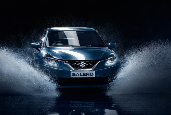 Maruti Suzuki Baleno Top End Alpha Cvt Launched Priced At Rs 8 34