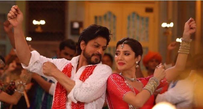 Raees, Shah Rukh Khan, Mahira Khan