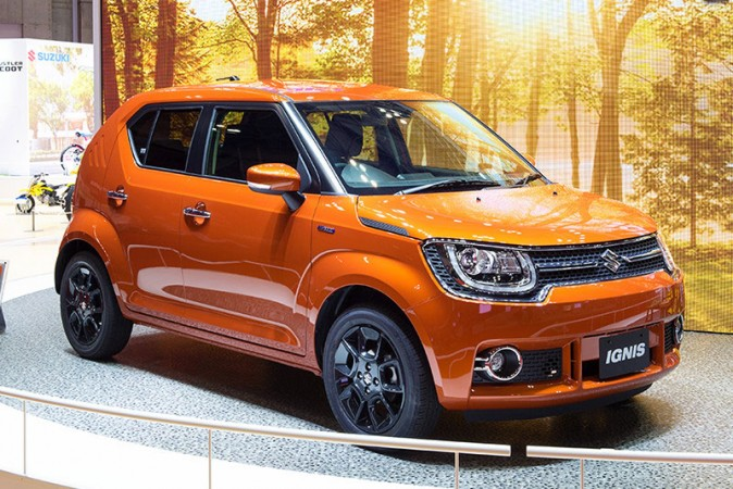 Maruti Suzuki Ignis Engine Details Emerge Ahead Of 2016 Launch All