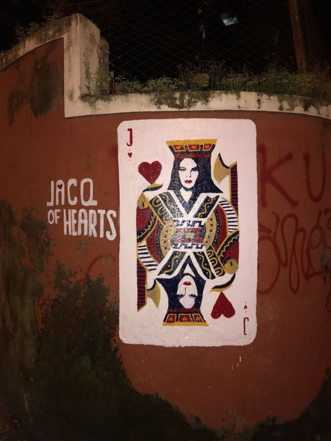 Jacqueline Fernandez,actress Jacqueline Fernandez,Jacqueline Fernandez  gets more graffiti,sensational beauty Jacqueline Fernandez,Pali Hill