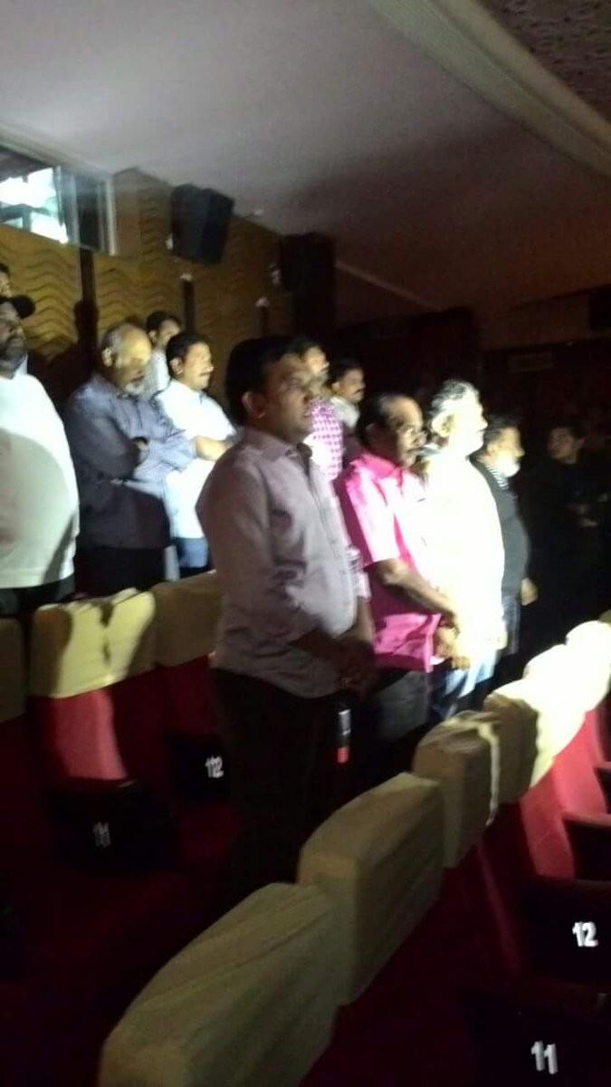 Balakrishna,Rajamouli,Actor Balakrishna,director Rajamouli,Gautamiputra Satakarni,Gautamiputra Satakarni special show,Gautamiputra Satakarni benefit show,Gautamiputra Satakarni benefit show pics,Gautamiputra Satakarni benefit show images,Gautamiputra Sata