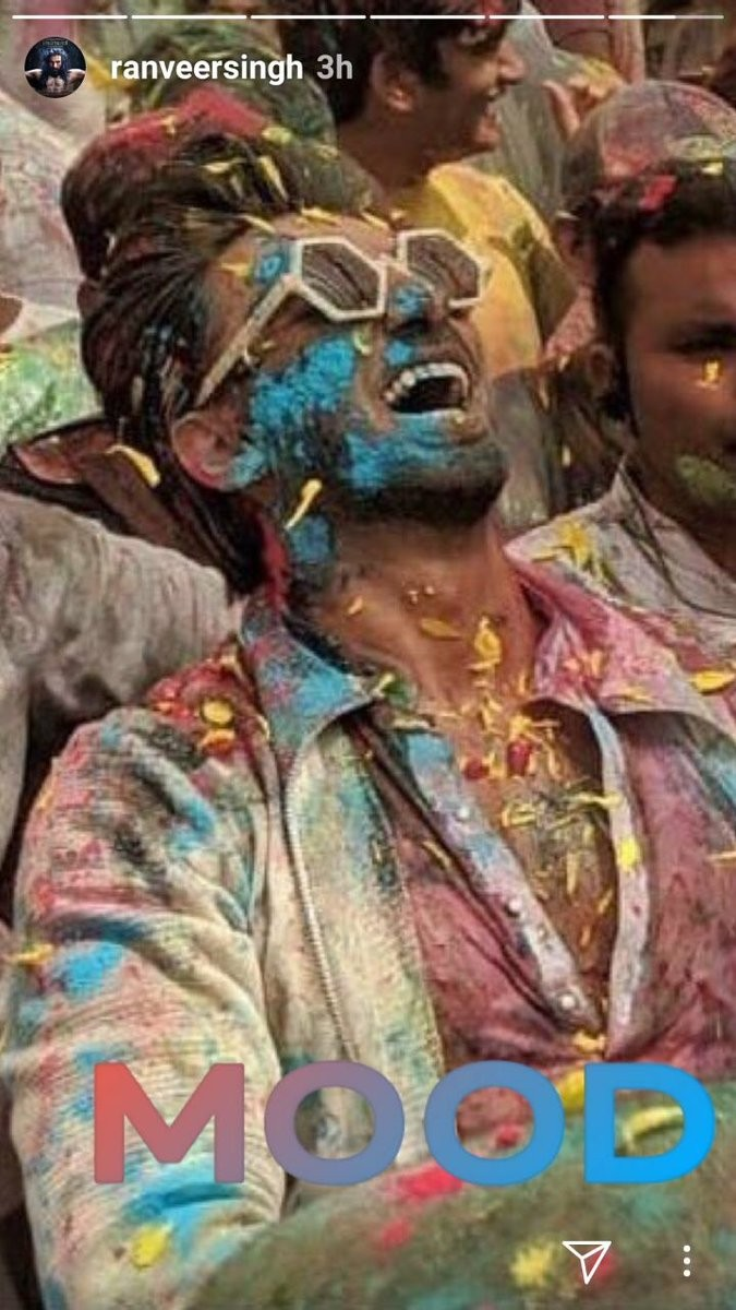 Pharrell Williams,Pharrell Williams celebrates Holi,Pharrell Williams in India,Ranveer Singh,Pharrell Williams and Ranveer Singh,Ranveer Singh pics,Ranveer Singh images,Ranveer Singh celebrates Holi