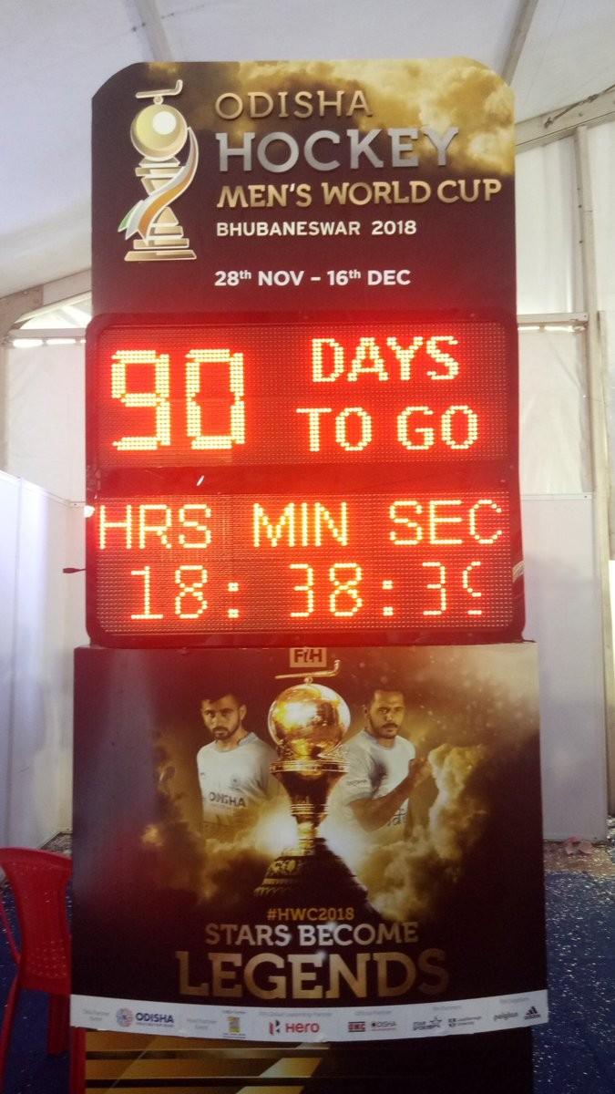 My heart beats for hockey,My heart beats for hockey campaign,Hockey World Cup,Men's Hockey World Cup,Hockey World Cup launch,Naveen Patnaik,CM Naveen Patnaik