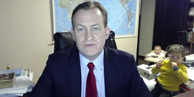 BBC dad interview
