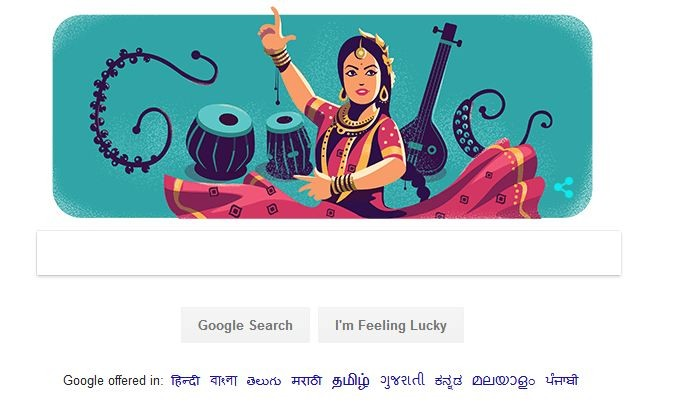 Google Doodle celebrates Kathak dancer Sitara Devi's birth anniversary