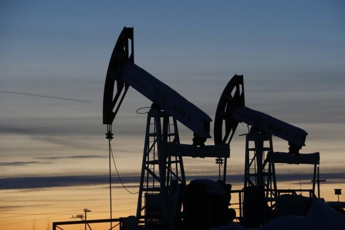Iran Oil output