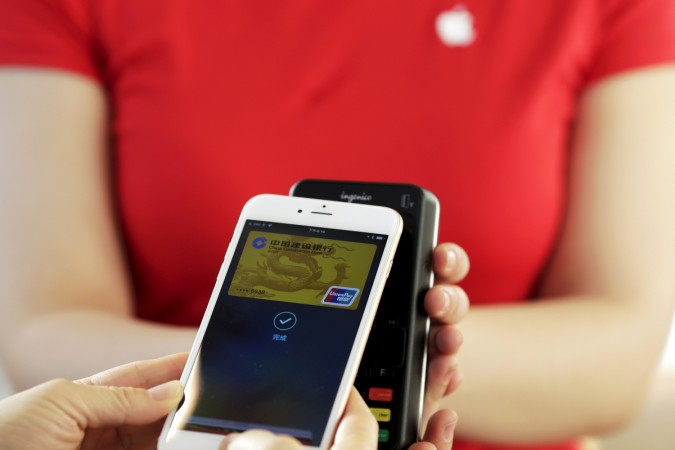 Apple Pay finally arrives in China