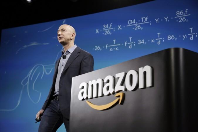 When market fears trade war, Jeff Bezos adds $25 billion to fortune