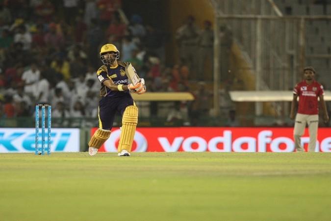 Robin Uthappa, IPL 2017, IPL, KKR vs KXIP