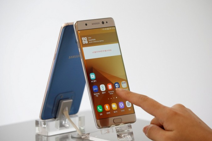 Samsung Galaxy Note 7 burst: What is the new emergency order that users of the phone should mandatorily follow