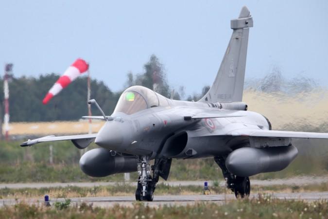 Rafale fighter jet deal