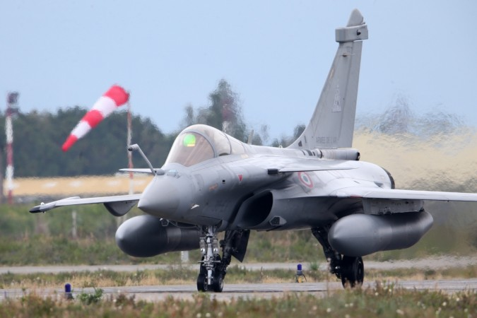 Rafale fighter jet deal