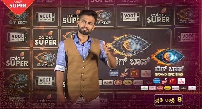 Bigg Boss Kannada 6: Contestant 12 - Shashi Kumar