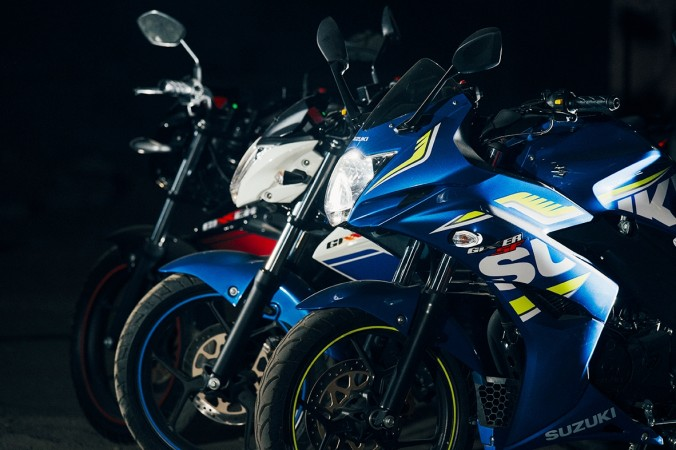 Suzuki Motorcycles India