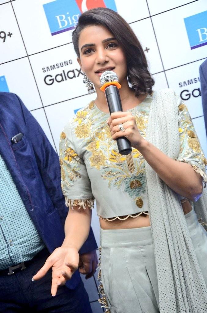 Samantha,Samantha Ruth Prabhu,actress Samantha,Samantha pics,Samantha images,Samsung S9,Samsung S9 +,Samsung S9 launch