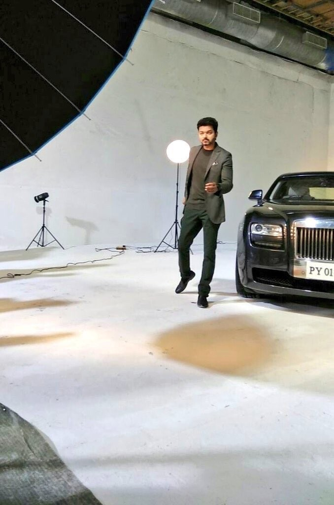 Vijay S Thalapathy 62 Photoshoot Photos Images Gallery