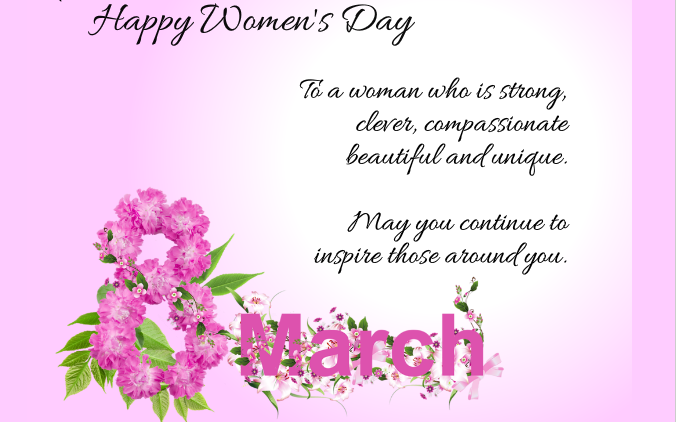 Happy Womens Day 2017 Share Inspiring Quotes Wishes Whatsapp