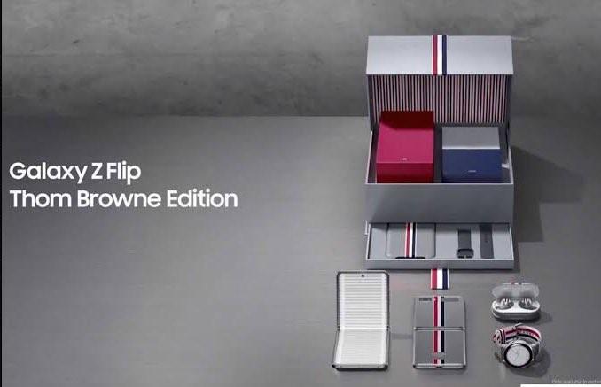 Samsung Galaxy Z Flip limited edition