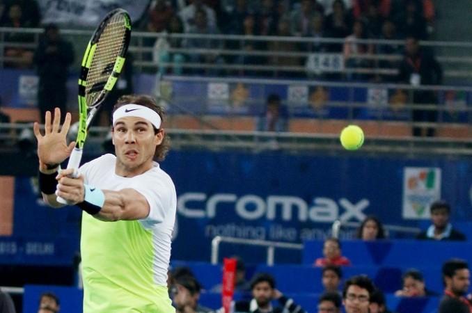 Rafael Nadal Indian Aces