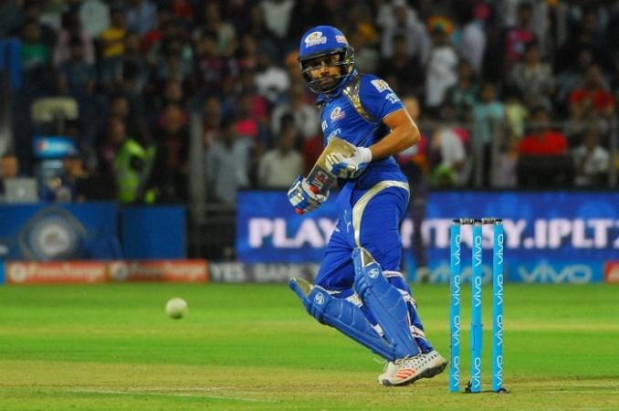 Rohit Sharma Mumbai Indians