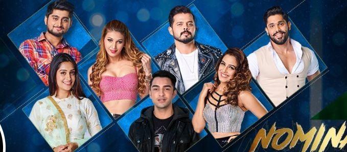 nominated contestants
