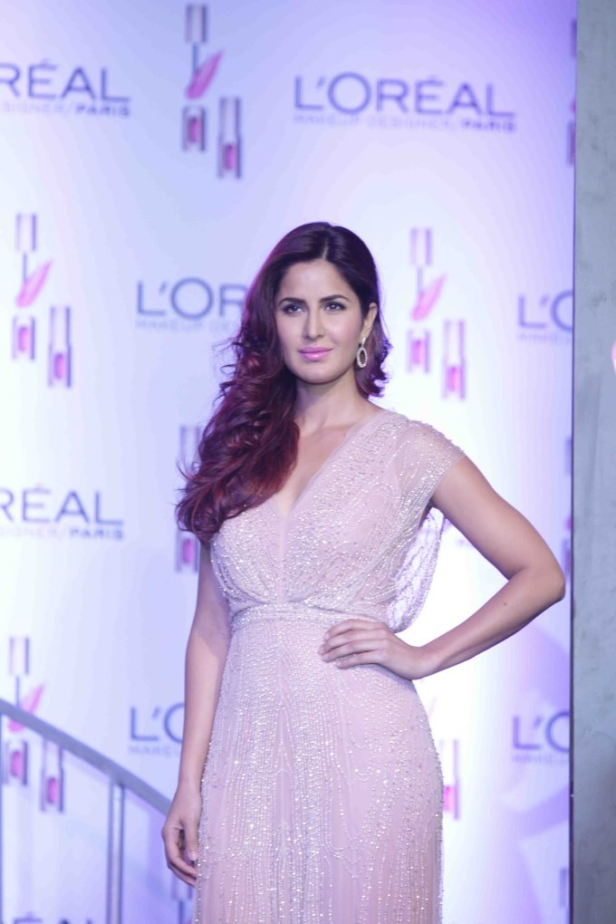 Katrina Kaif at L'Oreal Paris's new Cannes Collection,Katrina Kaif,actress Katrina Kaif,Katrina Kaif latest pics,Katrina Kaif pics,Katrina Kaif images,Katrina Kaif photos,Katrina Kaif stills,Katrina Kaif hot pics