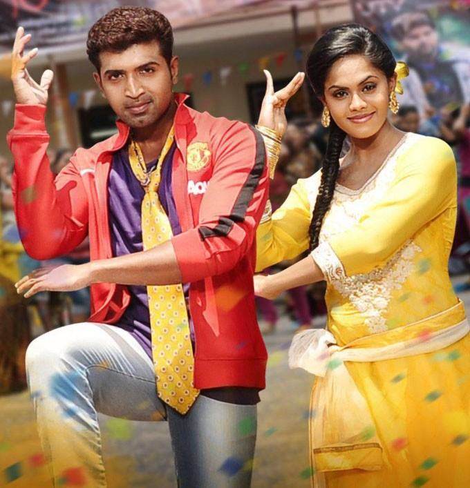 Arun Vijay and Karthika Nair in Vaa Deal Movie
