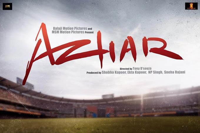 Azhar First Look,Azhar First Look poster,Emraan Hashmi,Emraan Hashmi's azhar,Emraan Hashmi's Mohammad Azharuddin,Mohammad Azharuddin,Azhar First Look pics,Azhar First Look images,Azhar First Look stills,bollywood movie Azhar,Azhar movie pics,Azhar movie s