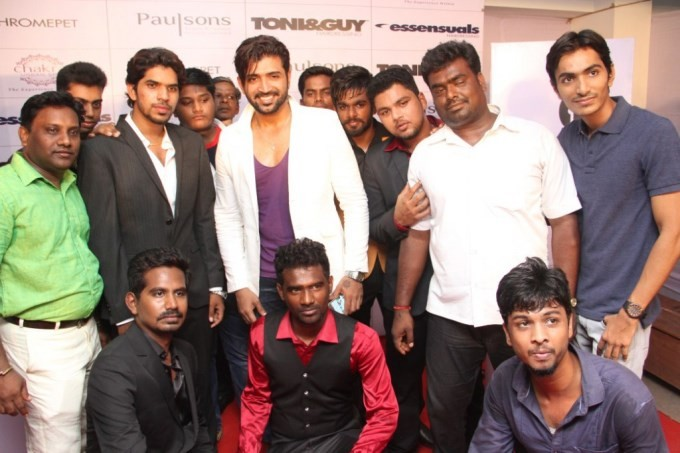 Arun Vijay Launches Toni and Guy Salon,Arun Vijay at Essensuals Toni And Guy Salon Launch,Arun Vijay Launches Salon,Toni and Guy Salon,Arun Vijay,actor Arun Vijay,Arun Vijay pics,Arun Vijay images,Arun Vijay stills,Arun Vijay photos,Arun Vijay latest pics