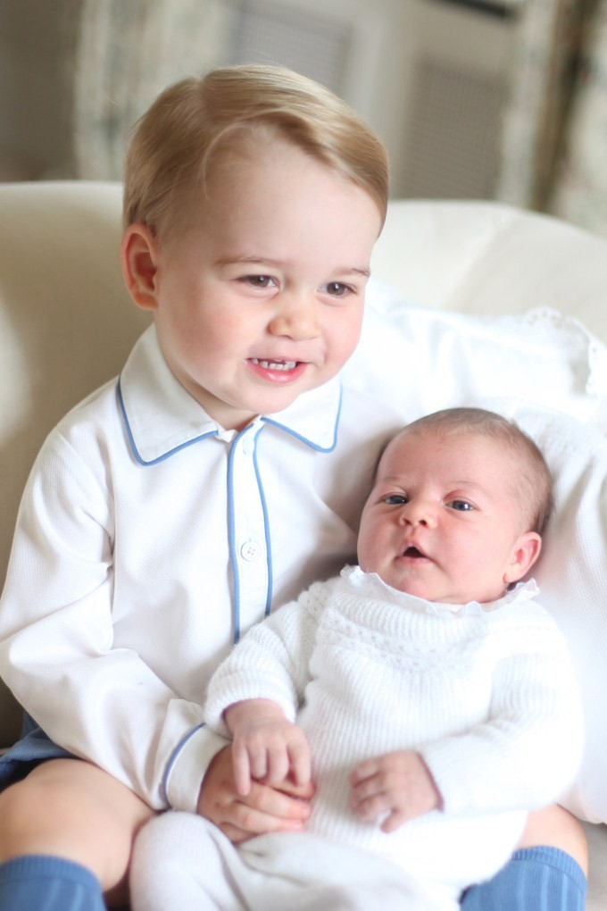 Prince George and Princess Charlotte,Prince George,Princess Charlotte,Anmer Hall,Royal Siblings,Royal family,glimpse of the royal siblings